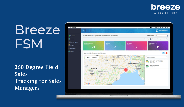 Are You Tracking Your Sales Reps to Improves Sales Performance?
