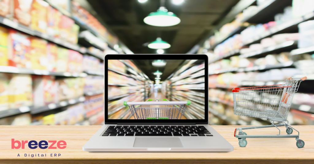 is your e-commerce store in sync with your Retail ERP?